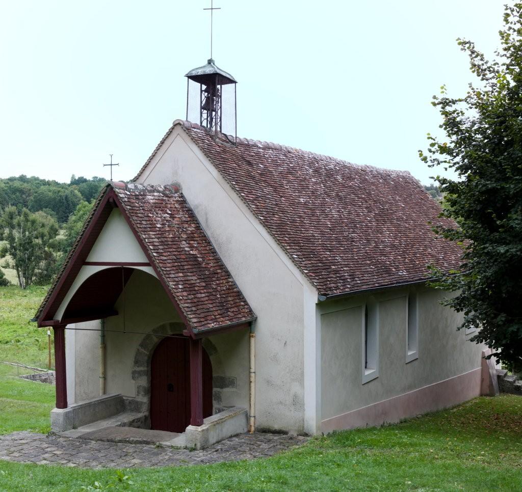 """Concours photo du mois de septembre 2019 - Thème : """"Chapelle ou Oratoire de votre région"""" (terminé) Dsc_0060"""