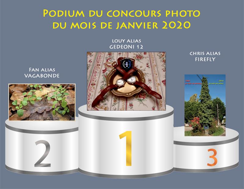 """Concours photo du mois de janvier 2020 - Thème : """"Je suis, je deviens"""" (terminé) Podium28"""