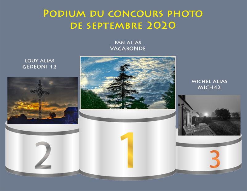 """Concours photo du mois de septembre 2020 - Thème : """"Le HDR"""" (terminé) Podium35"""