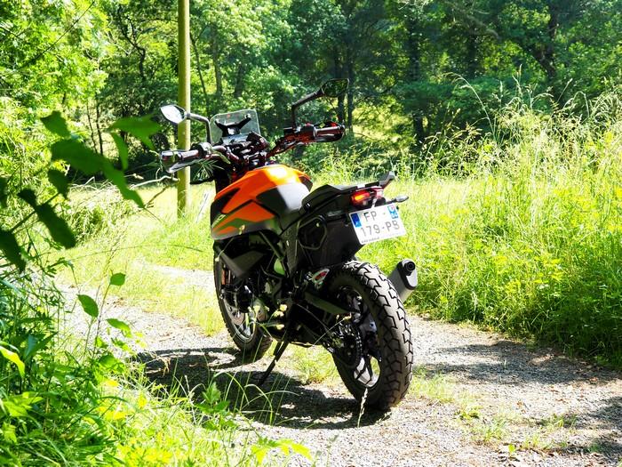 Petit essai de la KTM 390 Adventure P5270510