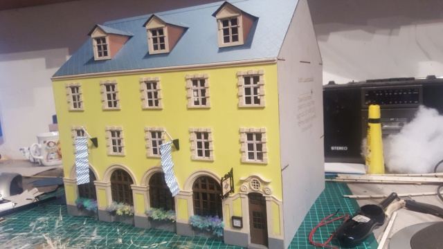 Gustibastlers Häuserzeile in 1/45 20190210