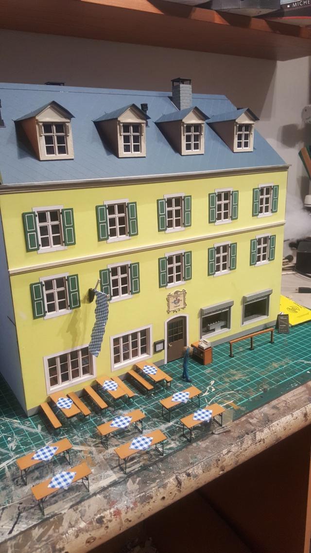 Gustibastlers Häuserzeile in 1/45 20190212