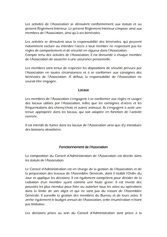 Règlement Intérieur Reglem14