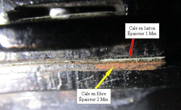 Cale anti-vibratoire 1450 Cale_f10