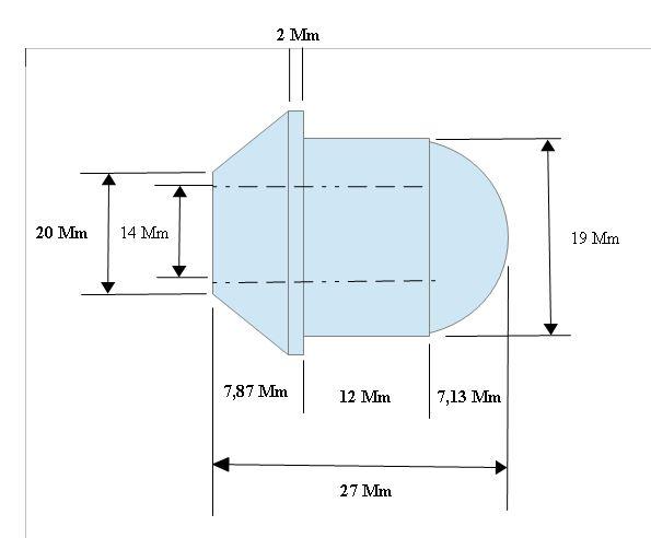 Ecrou de roue / Ecrou a rotule ( N° 30193 Gauche et n° 30192 Droite )  Ecrou_10