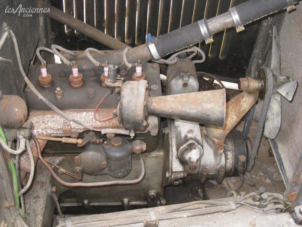 citroen b14 avec mecanique 5 hp Moteur10