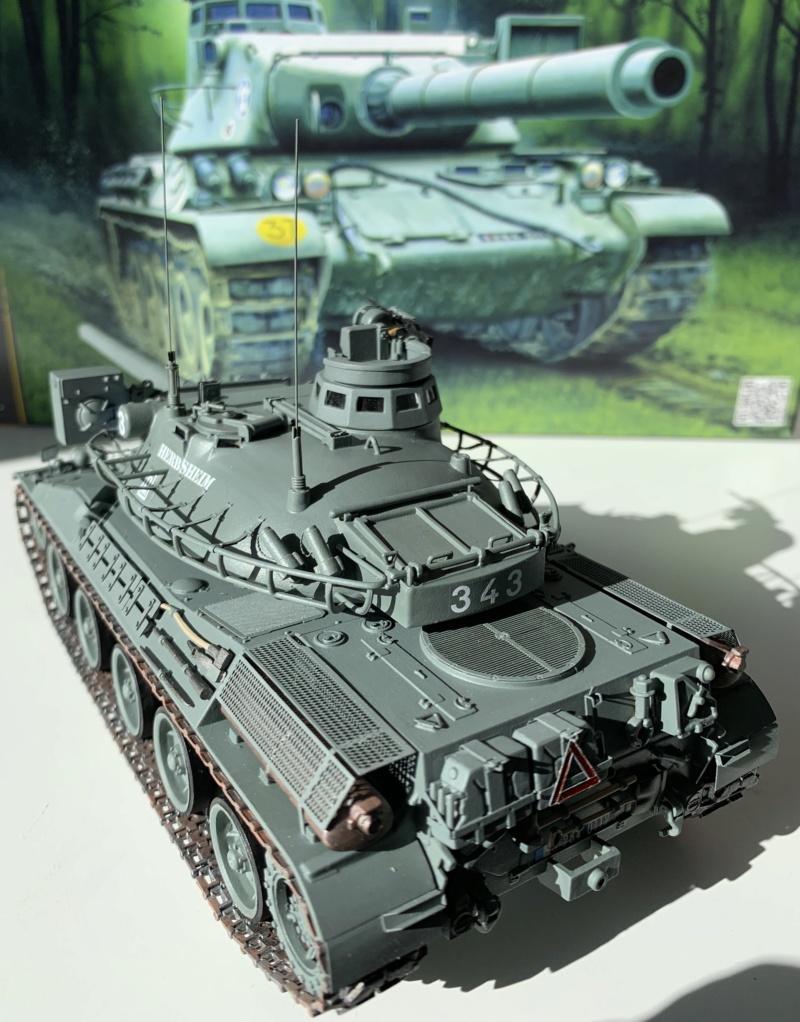 AMX 30 canon de 105 Réf 81137 Photo_40