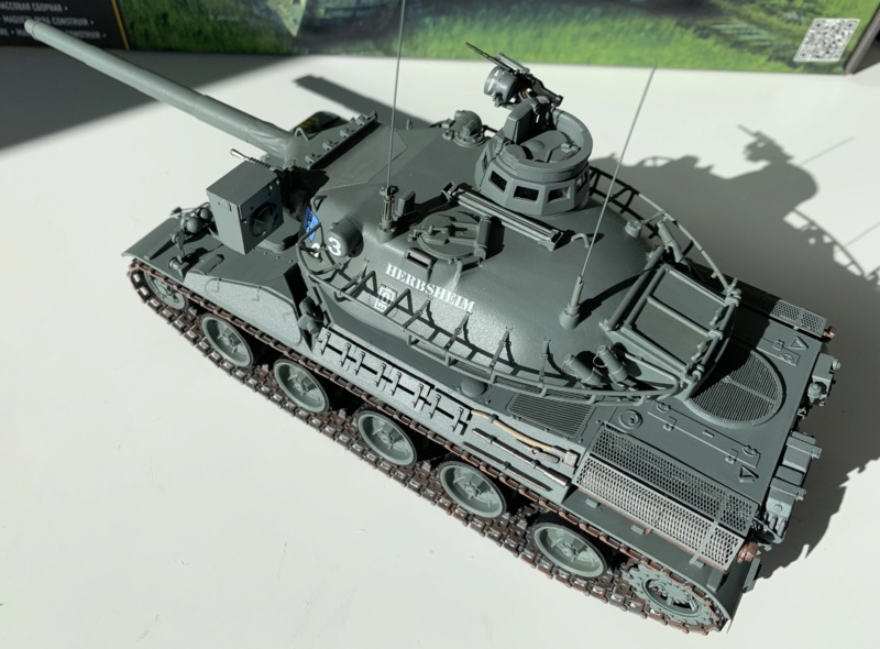 AMX 30 canon de 105 Réf 81137 Photo_41