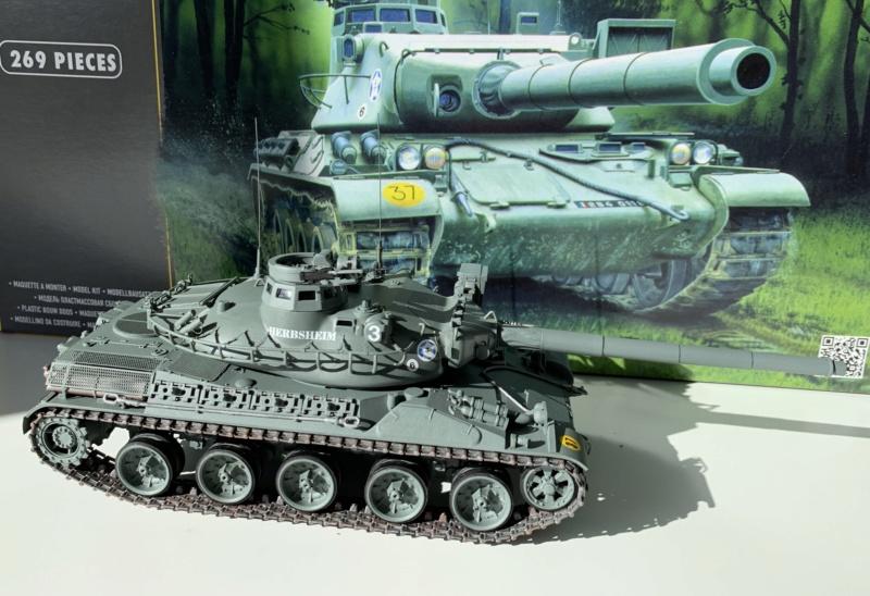 AMX 30 canon de 105 Réf 81137 Photo_42