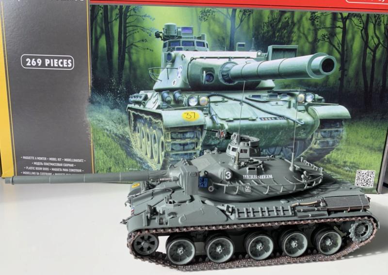 AMX 30 canon de 105 Réf 81137 Photo_45