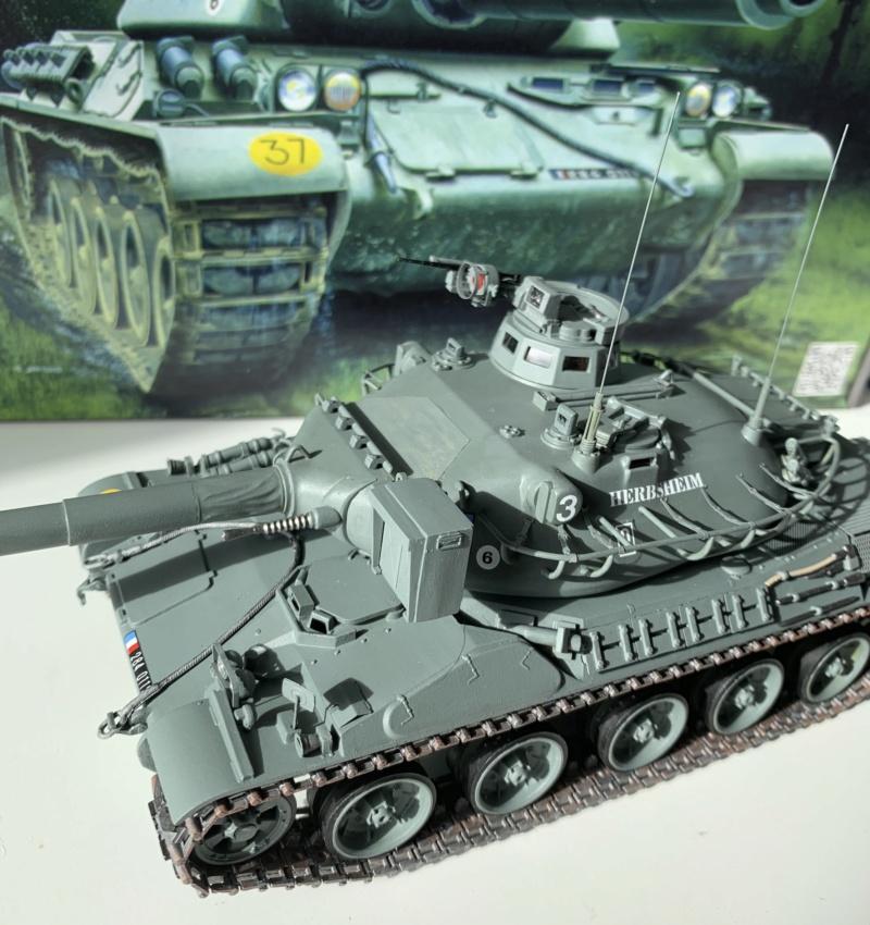 AMX 30 canon de 105 Réf 81137 Photo_47