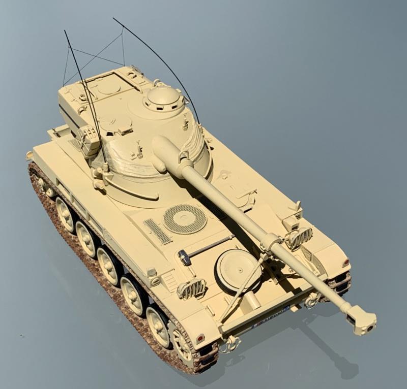 AMX 13 canon de 75 Opération Mousquetaire 1956 Réf 81122 Photo_65