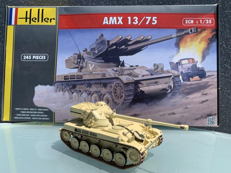 AMX 13 canon de 75 Opération Mousquetaire 1956 Réf 81122 Photo_70