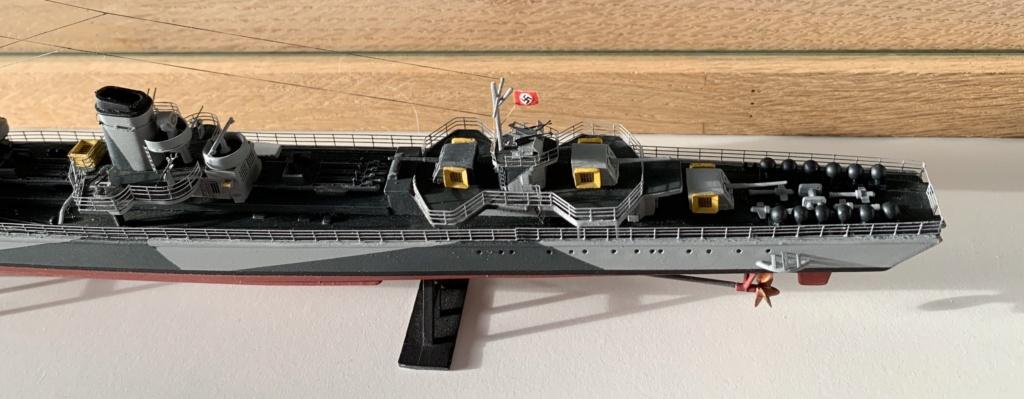 Destroyer classe 1936A Z31 Norvège 1942 Réf 81010 - Page 3 Photo_73