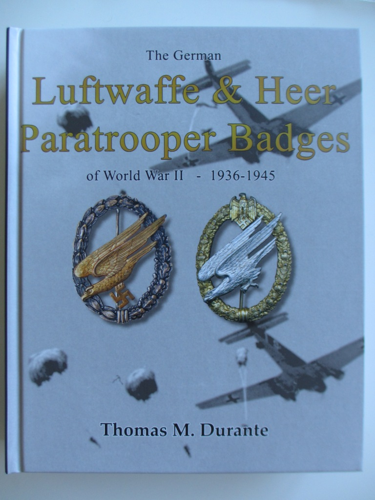 Luftwaffe and heer paratrooper badges de Thomas Durante Img_6896