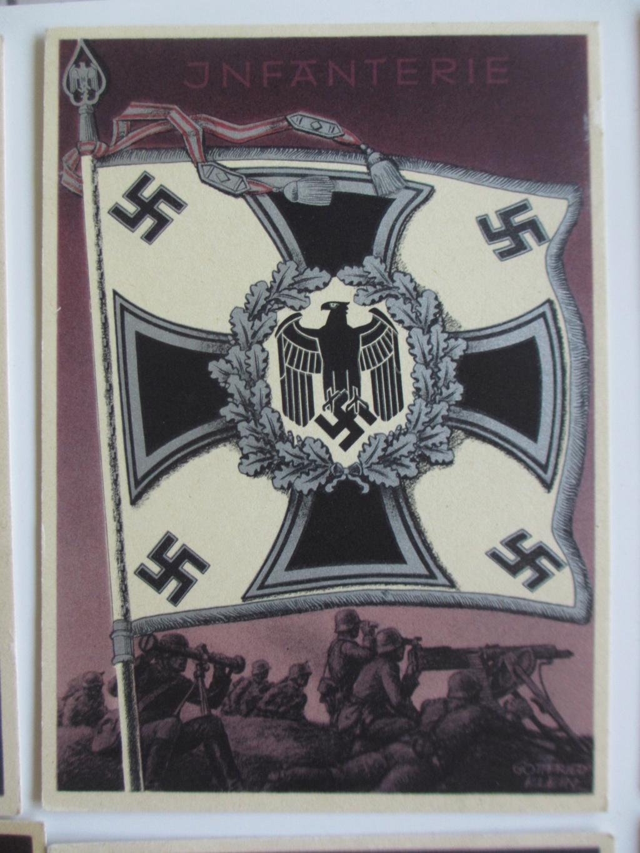 Cartes postales sur les drapeaux militaires allemands Img_6920