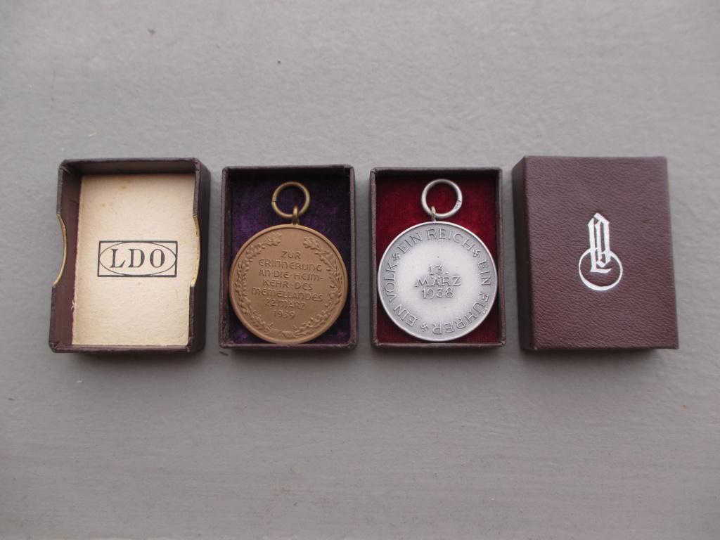 2 belles médailles allemandes en écrin Img_6954