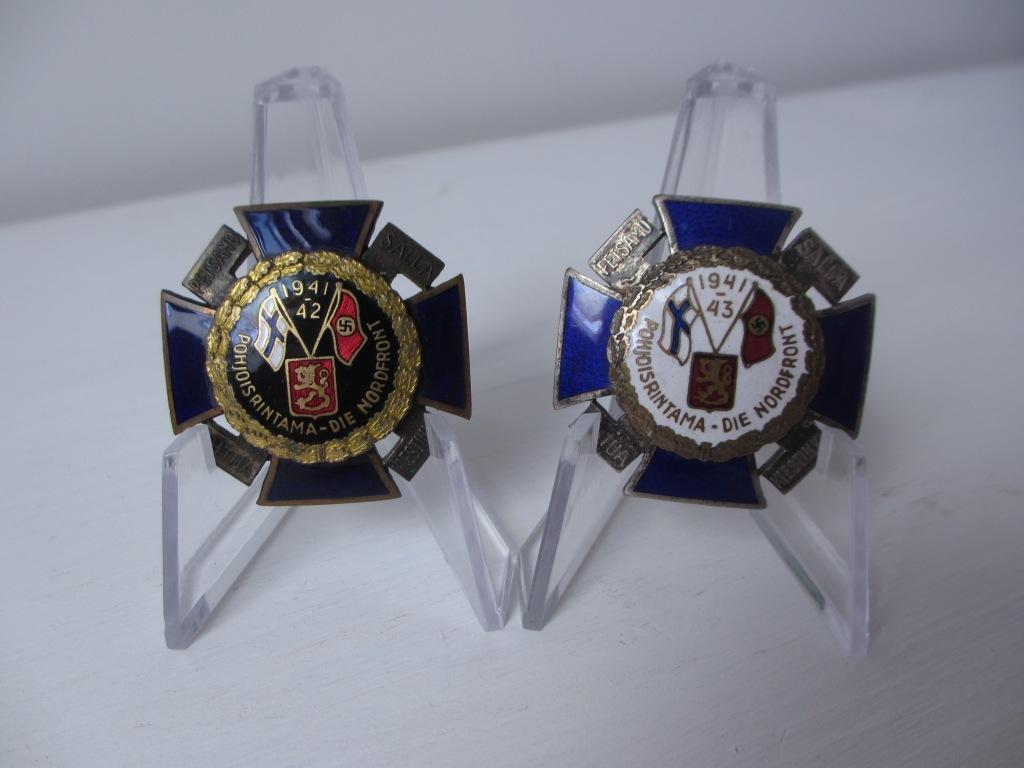 Une nordfrontkreuz et des badges des sports Img_7231