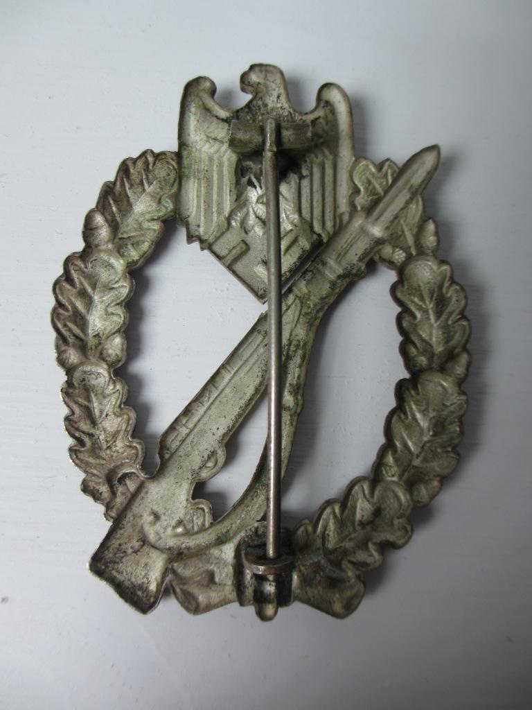 1er badge d'infanterie en tombac Img_7235