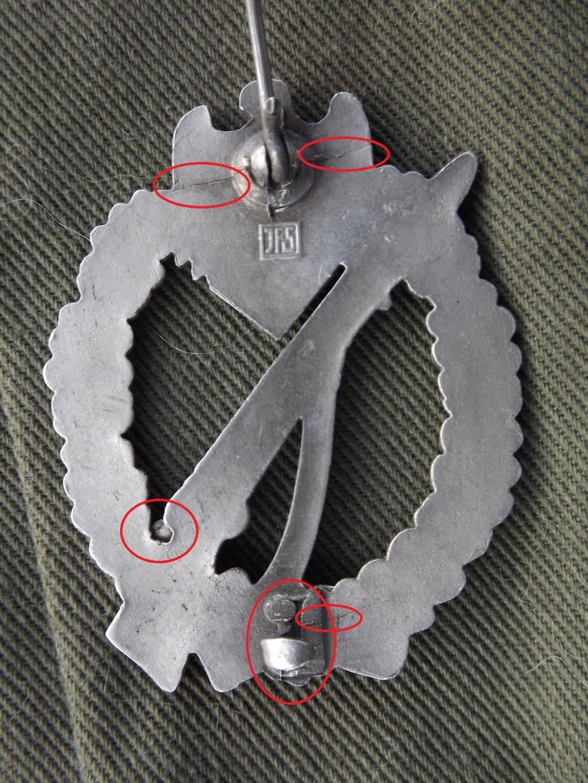 Badge Infanterie JFS Jfs310