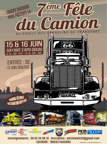 Truck Show Douai Gayant Expo 2019 Fzote-10