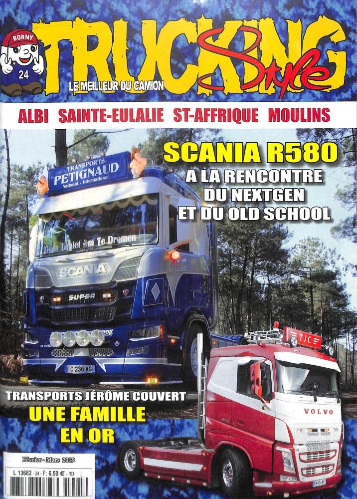 Trucking Style n°24 février - mars 2019 Trckin10