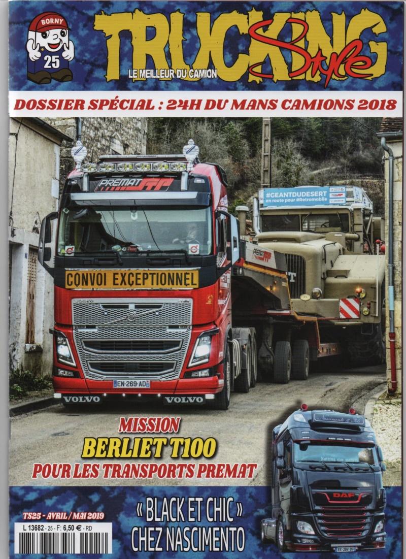 Trucking Style n°25 - avril/mai 2019 Trucki10