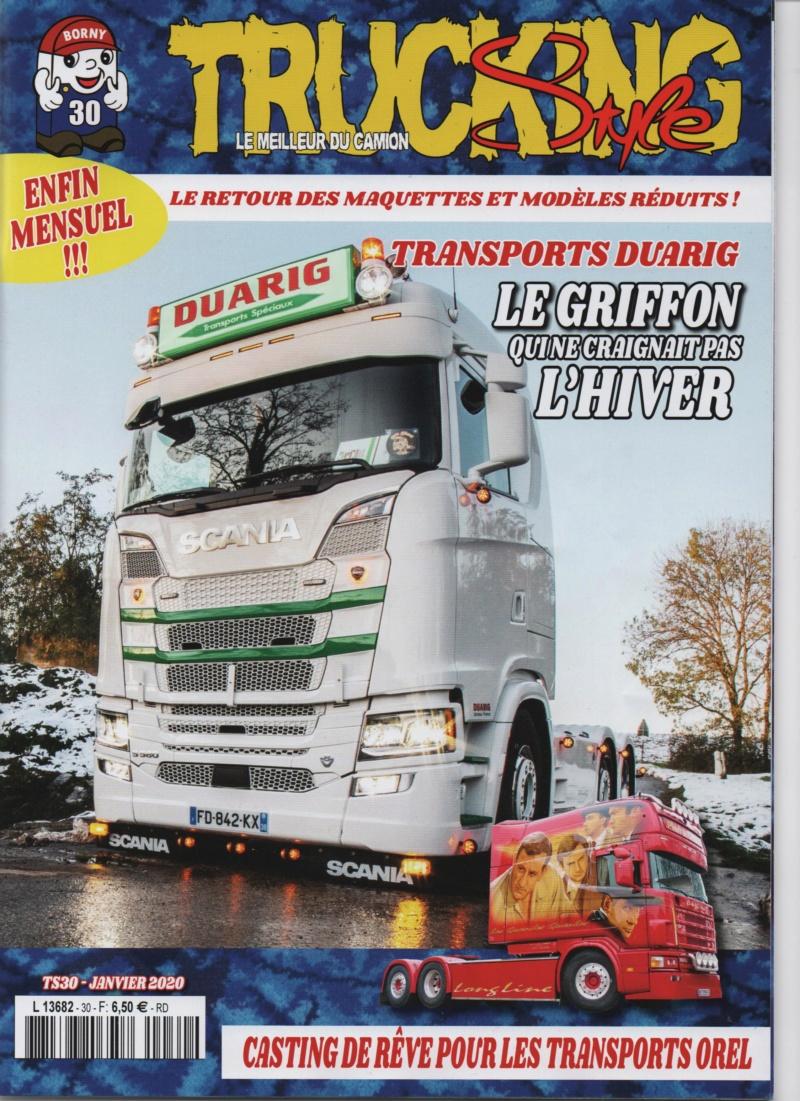 Trucking Style n°30 janvier 2020 Trucki21
