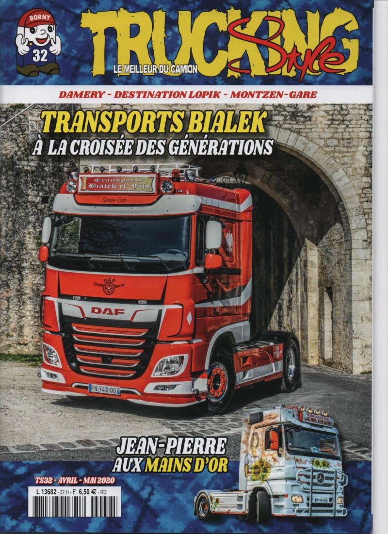 Trucking Style n°32 avril/mai 2020 Trucki28