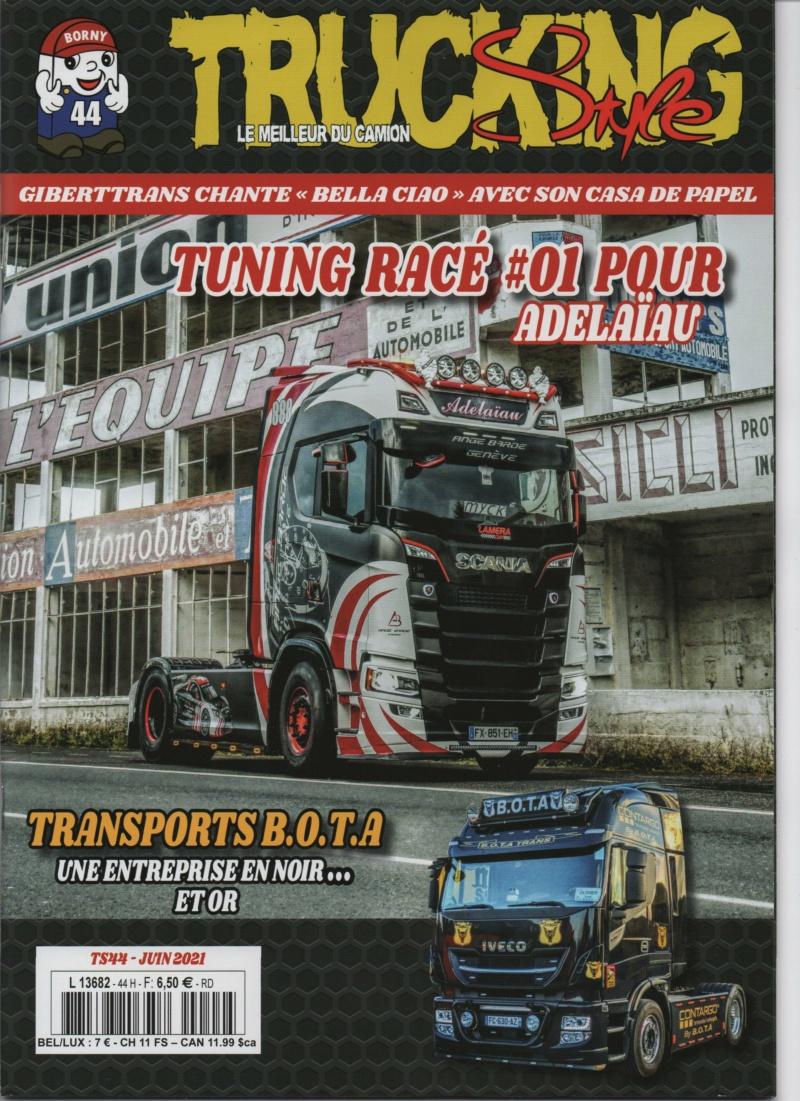 Trucking Style n°44 juin 2021 Trucki63