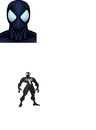 SYMBIOTE SPIDERMAN :  trick or threat Shining official halloween 2018 mini event 0011