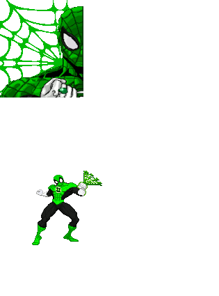 SPIDER LANTERN :  trick or threat Shining official halloween 2018 mini event Spider11