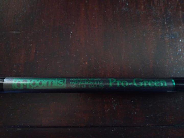 [VENDO] [Usata, ma in perfette condizioni] G Loomis Pro Green 824 112