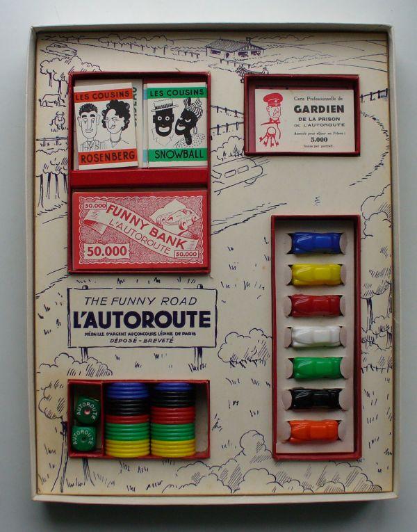 """L'autoroute """" The funny road """" L_auto12"""