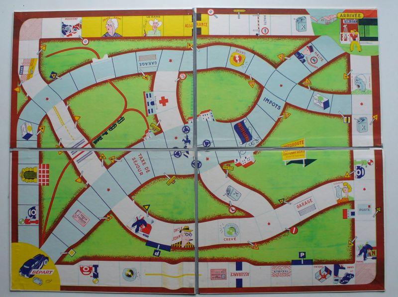 """L'autoroute """" The funny road """" L_auto13"""
