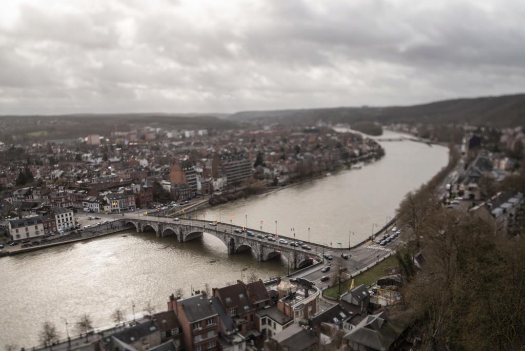 Namur - vue depuis la citadelle Beluxp10
