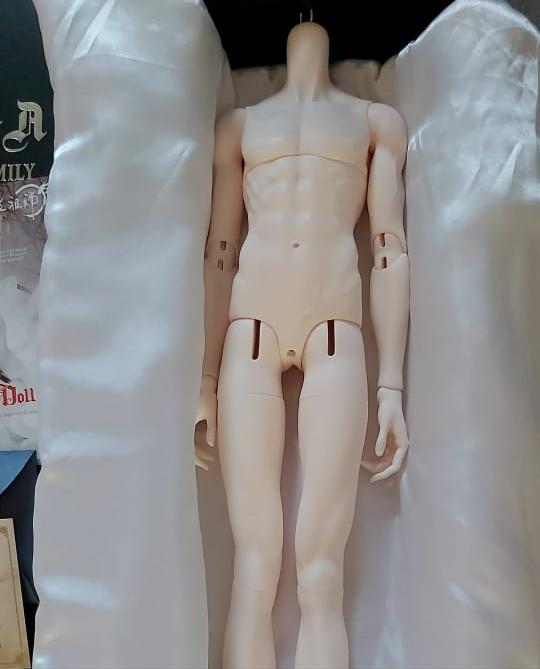 [VENTE] URGENT - Doll Family A 75cm Boy Body 110