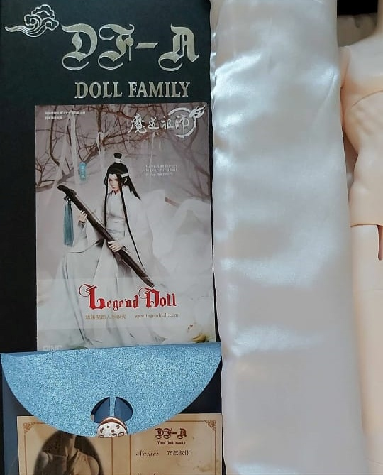[VENTE] URGENT - Doll Family A 75cm Boy Body 310