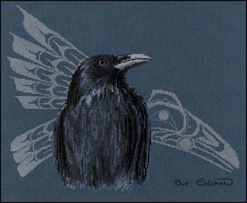 Modèle Borderie – Dur…Dur !!!!! Raven-10