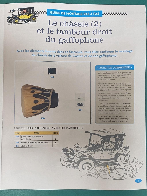 Voiture de Gaston (Hachette 1/8°) par Grenouille1954 - Page 3 364efc10