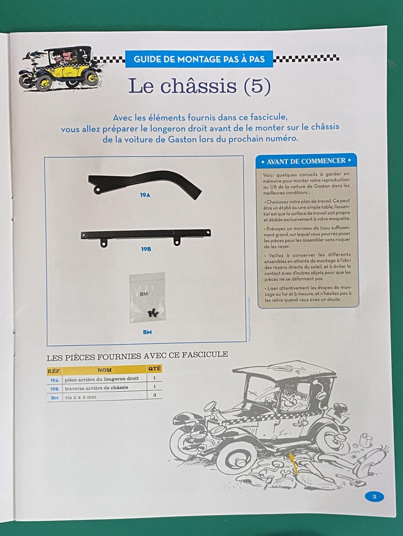 Voiture de Gaston (Hachette 1/8°) par Grenouille1954 - Page 3 36baa210