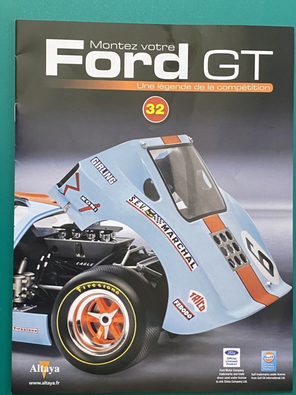 Ford GT Altaya 1/8 - Page 2 4fe22d10