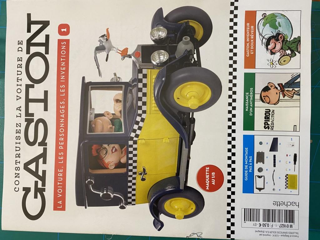 La voiture de Gaston 70495e10