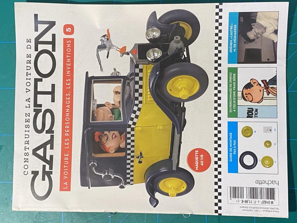 La voiture de Gaston - Page 2 9681e310