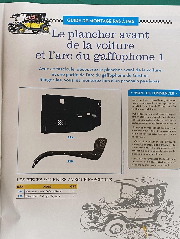 Voiture de Gaston (Hachette 1/8°) par Grenouille1954 - Page 3 B346fa10