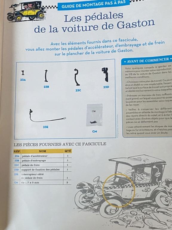 Voiture de Gaston (Hachette 1/8°) par Grenouille1954 - Page 3 B801f710