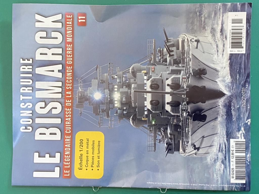 Le Bismarck Hachette 1/200 - Page 4 E9193610