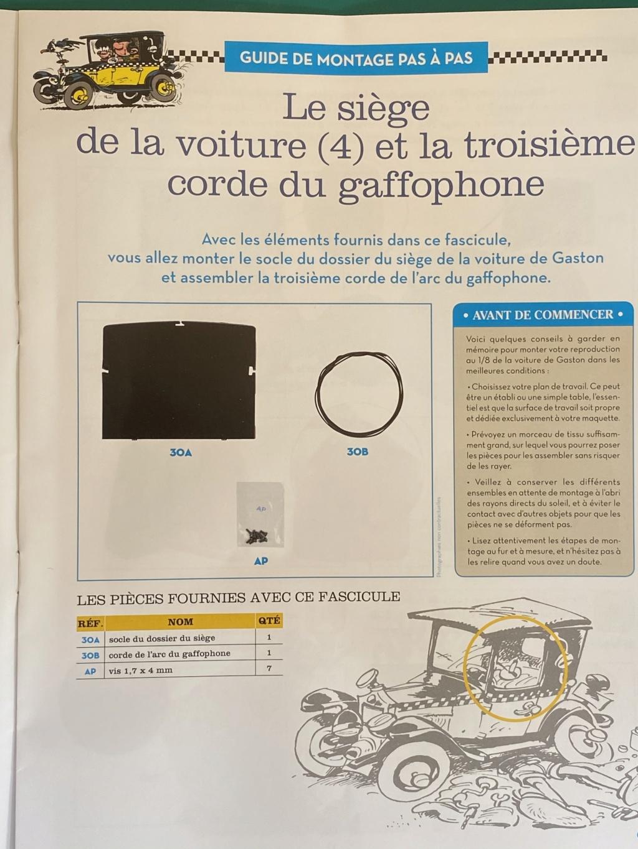 Voiture de Gaston (Hachette 1/8°) par Grenouille1954 - Page 3 F1f6e710