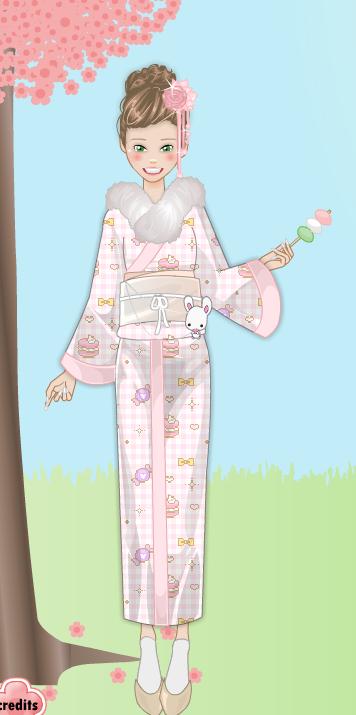 Spring Kimono Gallery 222214