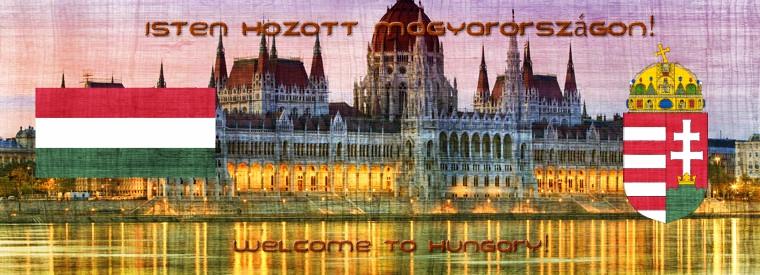 Isten hozott Magyarországon! Welcome to Hungary! Hungar10